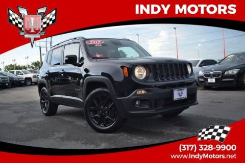 2018 Jeep Renegade for sale at Indy Motors Inc in Indianapolis IN