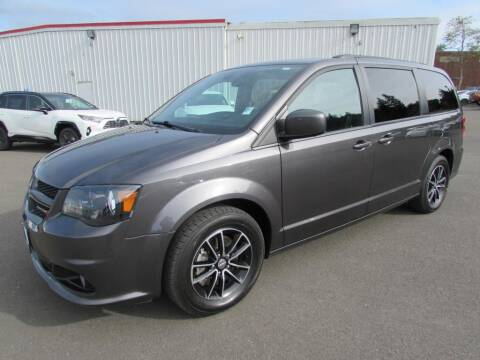 2019 Dodge Grand Caravan for sale at 101 Budget Auto Sales in Coos Bay OR