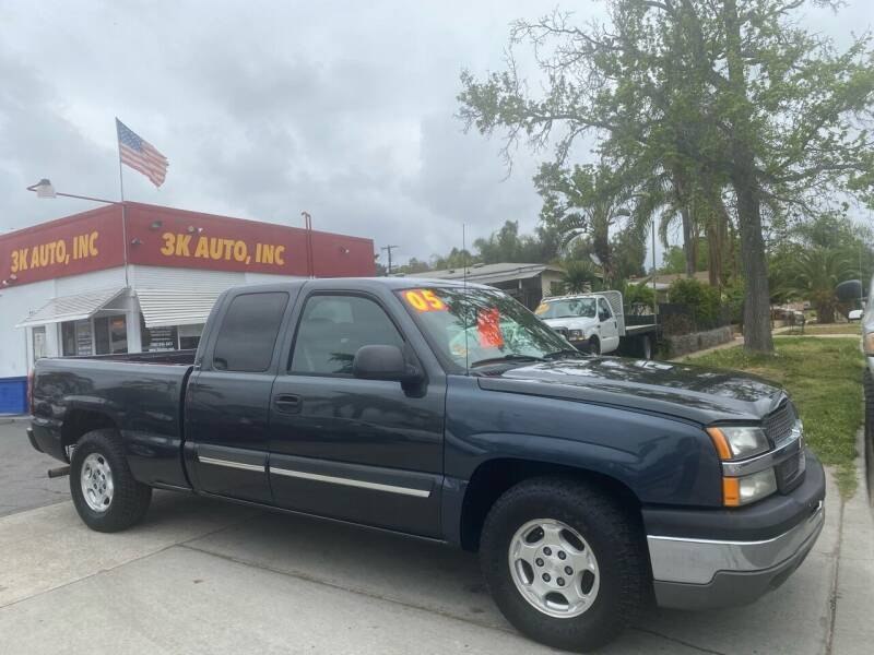 2004 Chevrolet Silverado 1500 for sale at 3K Auto in Escondido CA