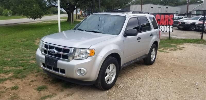 2010 Ford Escape for sale at STX Auto Group in San Antonio TX