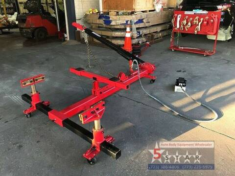 2020 2 Clamp Portable Auto Body  Puller Frame Straightener  for sale at Kamran Auto Exchange Inc in Kenosha WI