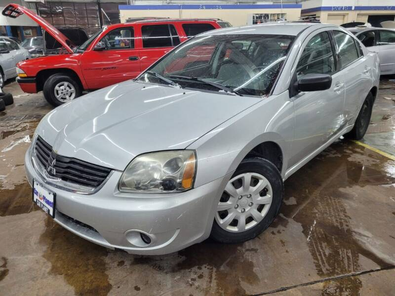 2007 Mitsubishi Galant for sale at Car Planet Inc. in Milwaukee WI
