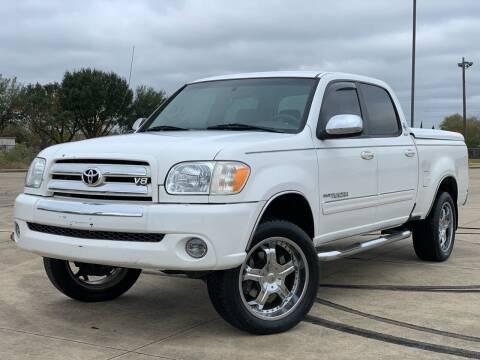 2006 Toyota Tundra for sale at AUTO DIRECT Bellaire in Houston TX