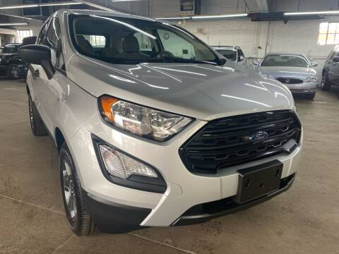 2018 Ford EcoSport for sale at John Warne Motors in Canonsburg PA