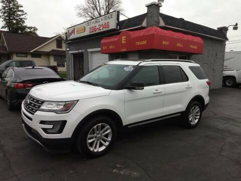 2016 Ford Explorer for sale at Economy Motors in Muncie IN