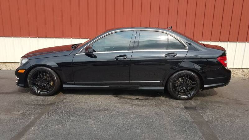 2014 Mercedes-Benz C-Class for sale at North East Locaters Auto Sales in Indiana PA