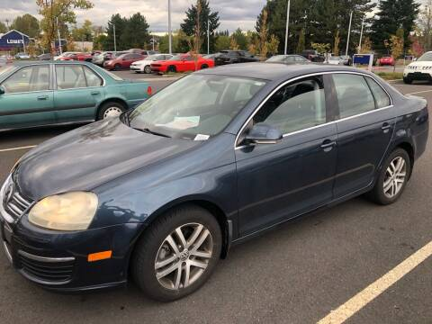 2006 Volkswagen Jetta for sale at Blue Line Auto Group in Portland OR