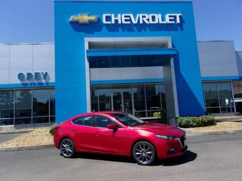 2018 Mazda MAZDA3 for sale at Grey Chevrolet, Inc. in Port Orchard WA
