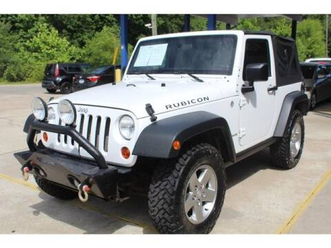2012 Jeep Wrangler for sale at Inline Auto Sales in Fuquay Varina NC