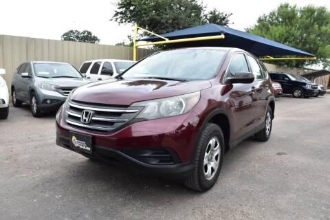 2011 Honda CR-V for sale at Midtown Motor Company in San Antonio TX