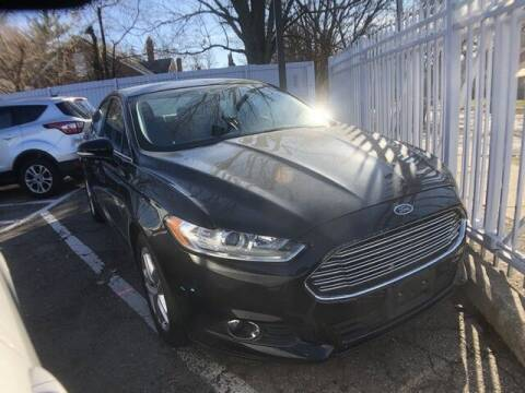 2016 Ford Fusion for sale at SOUTHFIELD QUALITY CARS in Detroit MI