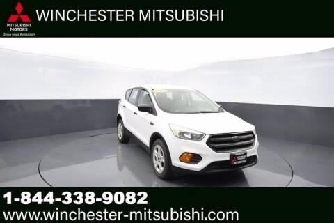 2017 Ford Escape for sale at Winchester Mitsubishi in Winchester VA