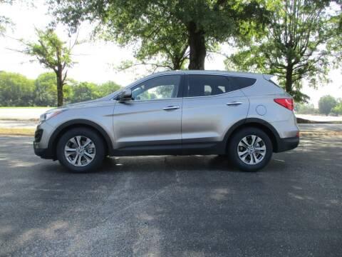 2014 Hyundai Santa Fe Sport for sale at A & P Automotive in Montgomery AL