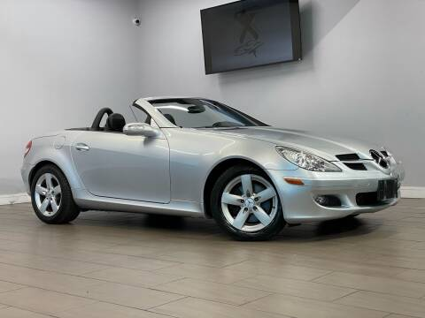 2006 Mercedes-Benz SLK for sale at TX Auto Group in Houston TX
