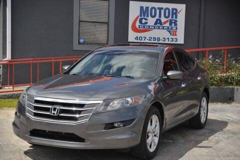 2010 Honda Accord Crosstour for sale at Motor Car Concepts II - Apopka Location in Apopka FL