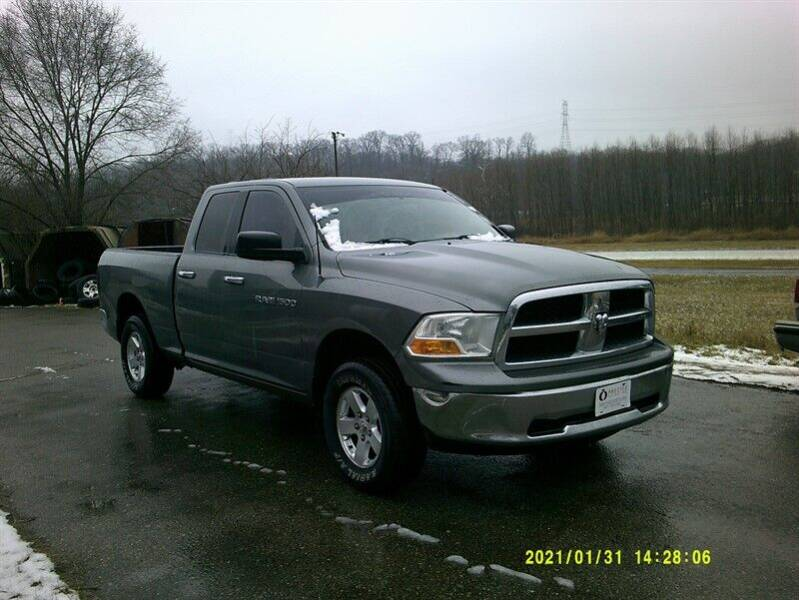 2012 RAM Ram Pickup 1500 for sale at WEINLE MOTORSPORTS in Cleves OH