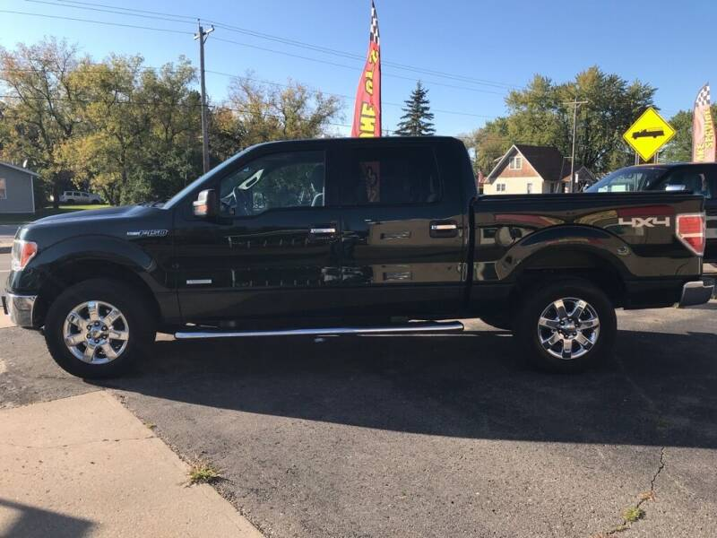 2013 Ford F-150 for sale at FCA Sales in Motley MN