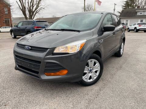 2015 Ford Escape for sale at Total Eclipse Auto Sales & Service in Red Bud IL