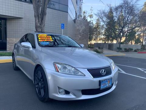 2009 Lexus IS 250 for sale at Right Cars Auto Sales in Sacramento CA