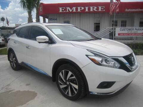 2015 Nissan Murano for sale at Empire Automotive Group Inc. in Orlando FL