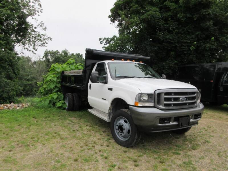 2003 Ford F-550 Super Duty for sale at ABC AUTO LLC in Willimantic CT