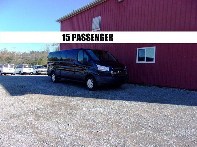 2015 Ford Transit Passenger for sale at Windy Hill Auto and Truck Sales in Millersburg OH