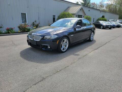 2014 BMW 5 Series for sale at Pelham Auto Group in Pelham NH