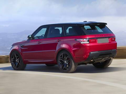 2016 Land Rover Range Rover Sport for sale at BARRYS Auto Group Inc in Newport RI