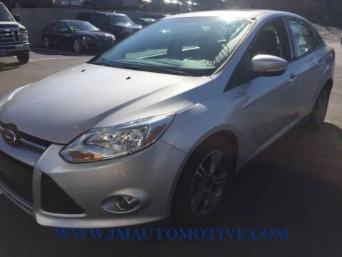 2012 Ford Focus for sale at J & M Automotive in Naugatuck CT