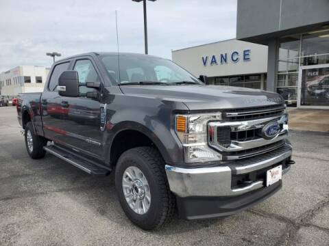 2020 Ford F-250 Super Duty for sale at Vance Fleet Services in Guthrie OK
