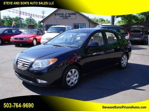 2008 Hyundai Elantra for sale at Steve & Sons Auto Sales in Happy Valley OR