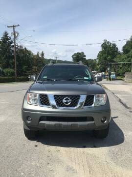 2007 Nissan Frontier for sale at Putnam Auto Sales Inc in Carmel NY