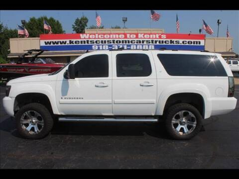 2007 Chevrolet Suburban for sale at Kents Custom Cars and Trucks in Collinsville OK