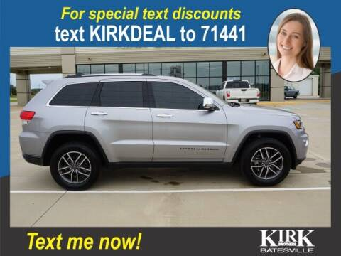 2019 Jeep Grand Cherokee for sale at Kirk Brothers Batesville in Batesville MS