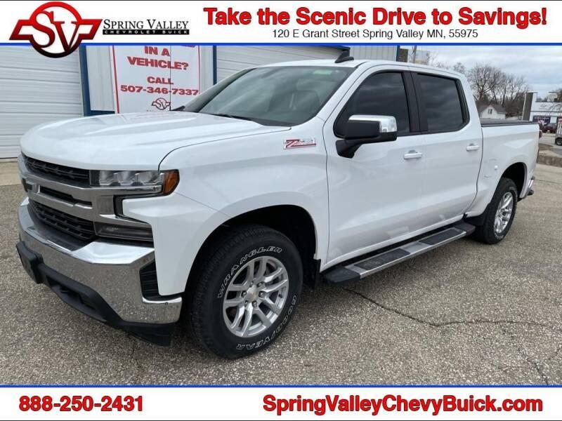 2019 Chevrolet Silverado 1500 for sale at Spring Valley Chevrolet Buick in Spring Valley MN