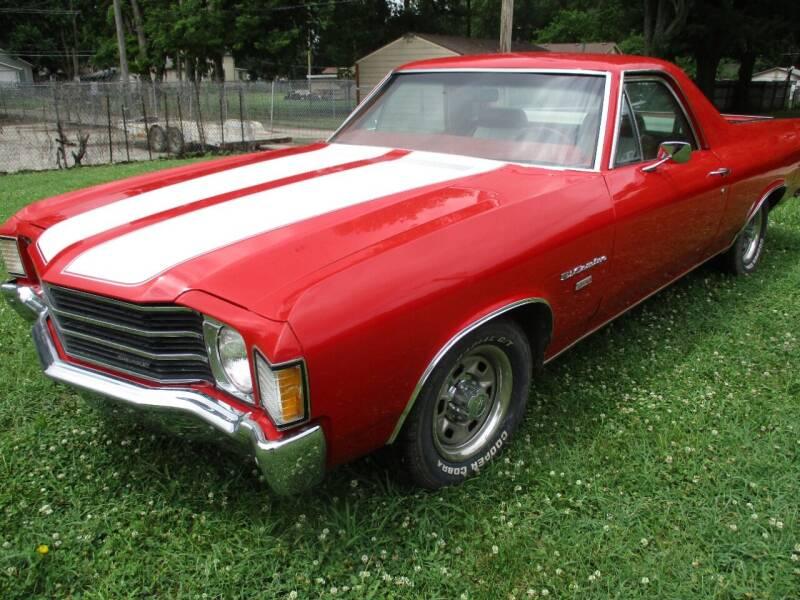 1972 Chevrolet El Camino for sale at Dons Carz in Topeka KS