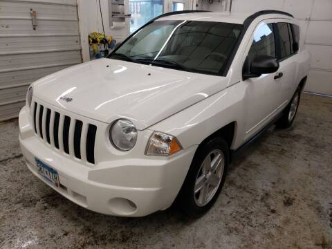 2008 Jeep Compass for sale at Jem Auto Sales in Anoka MN