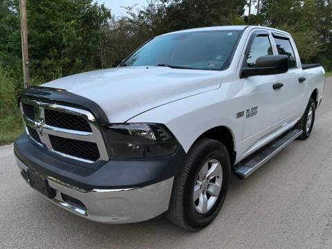 2013 RAM Ram Pickup 1500 for sale at Next Autogas Auto Sales in Jacksonville FL