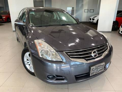 2012 Nissan Altima for sale at Auto Mall of Springfield in Springfield IL