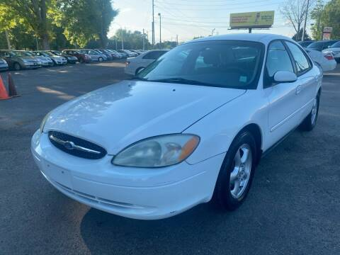 2003 Ford Taurus for sale at Atlantic Auto Sales in Garner NC