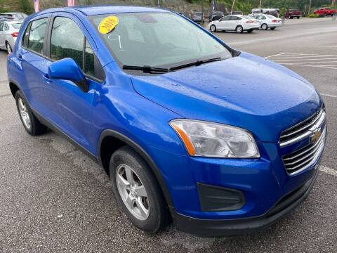 2016 Chevrolet Trax for sale at Car City Automotive in Louisa KY
