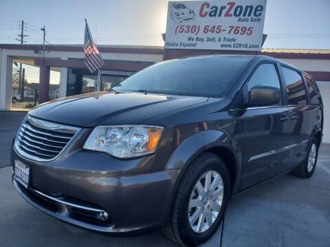 2016 Chrysler Town and Country for sale at CarZone in Marysville CA