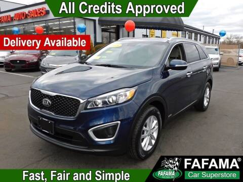 2018 Kia Sorento for sale at FAFAMA AUTO SALES Inc in Milford MA