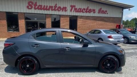 2016 Scion iA for sale at STAUNTON TRACTOR INC in Staunton VA