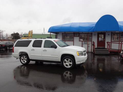 2007 Chevrolet Suburban for sale at Jim's Cars by Priced-Rite Auto Sales in Missoula MT