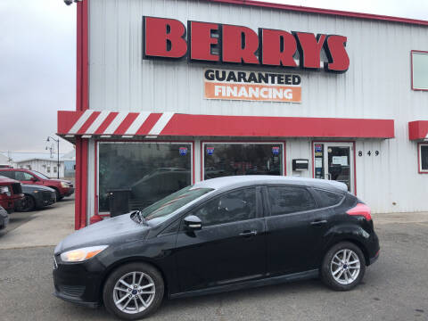 2017 Ford Focus for sale at Berry's Cherries Auto in Billings MT