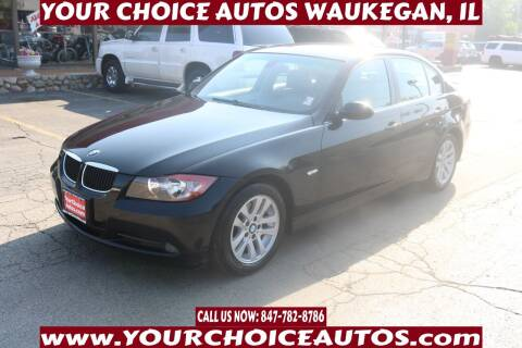2006 BMW 3 Series for sale at Your Choice Autos - Waukegan in Waukegan IL