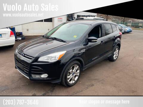 2013 Ford Escape for sale at Vuolo Auto Sales in North Haven CT