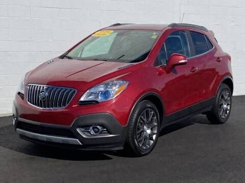 2016 Buick Encore for sale at TEAM ONE CHEVROLET BUICK GMC in Charlotte MI