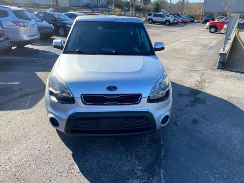 2013 Kia Soul for sale at Mitchell Motor Company in Madison TN